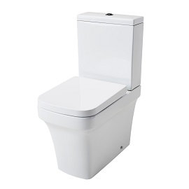 Iona Closed back WC, Cistern & S/C Seat