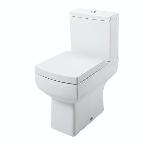 Daisy Lou WC, cistern and s/c seat