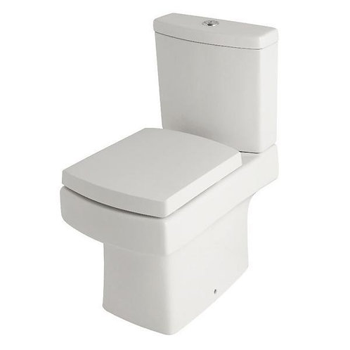 Embrace wc, cistern & s/c Seat