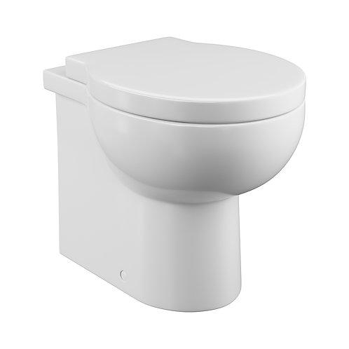 Wharfe Back to wall pan & Seat