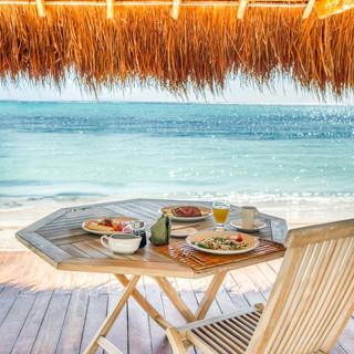 Beachfront Meal