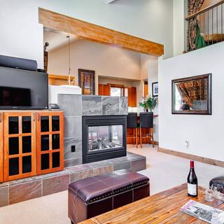 Telluride Living Area