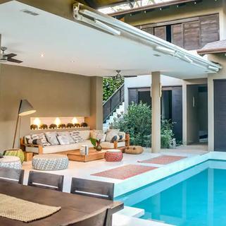 Costa Rica Pool Area