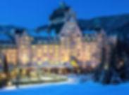 PIC-Fairmont Chateau Whistler Evening Sn