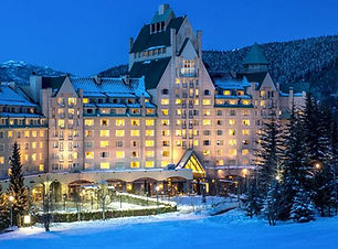 PIC-Fairmont Chateau Whistler Evening Sn