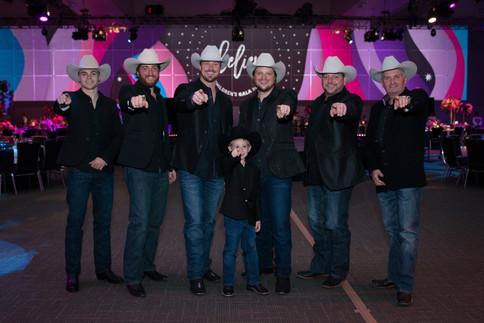 Honorary Cowboy