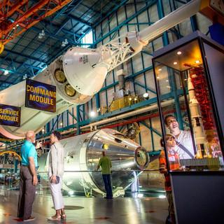 Apollo Saturn V Command/Service Module