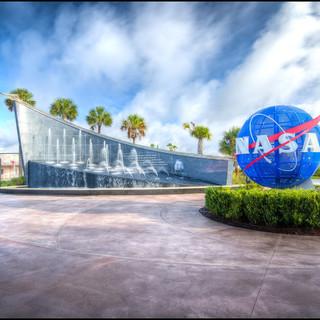 NASA Meatball & Fountain