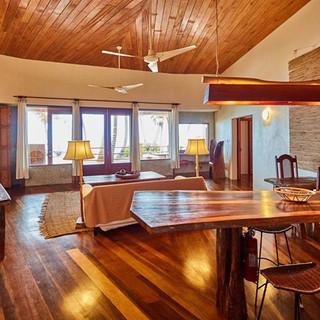 Belize Living & Dining Area