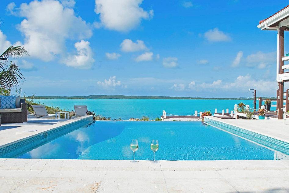 Chalk Sound Villa - Pool View.jpg