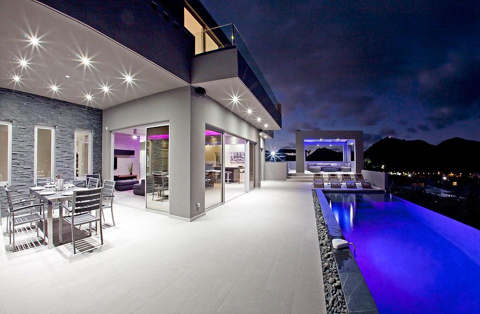 Orient Bay Villa - Pool Night.jpg
