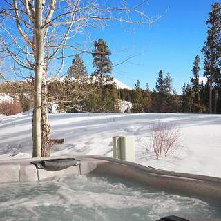 Breckenridge Hot Tub