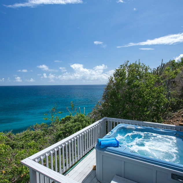 St. John Hot Tub