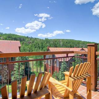 Telluride Terrace View