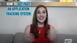 How to get past an application tracking system: keywords
