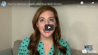 Using the skills section to maximize your Linkedin reach