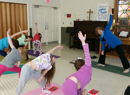Transforming Youth with Yoga & Mindfulness in Schools and at Home