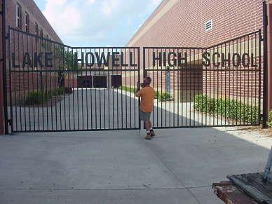 Drive Gate Lake Howell High School