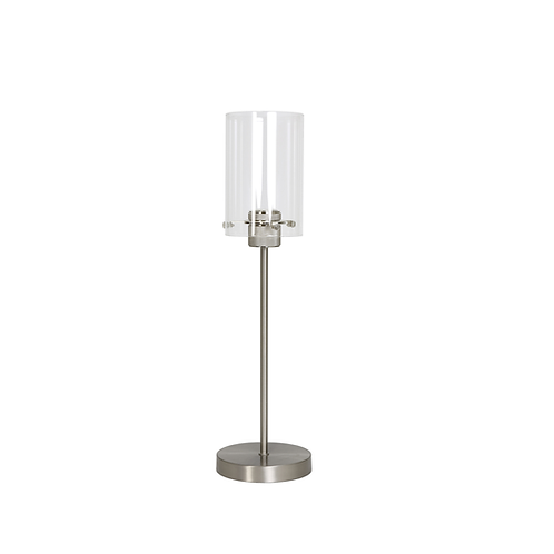 "Silver Table Lamp ""Vancouver"""