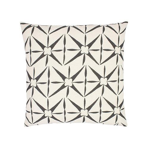 Geo cushion - Black