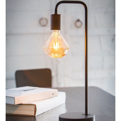 Lamp with bulb - pair