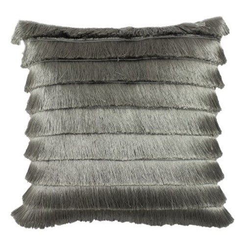 Gatsby Cushion - Grey