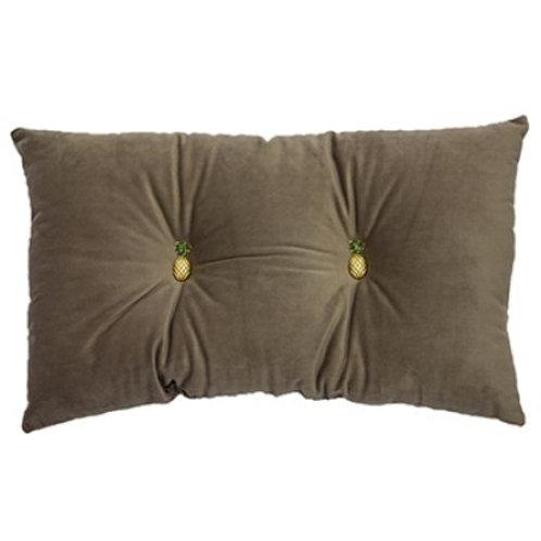 Pineapple Cushion Grey