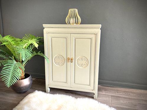 """""""Layla"""" Oriental Vintage Cabinet"""