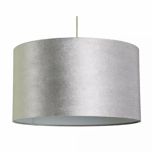 30cm Shade - Silver Grey