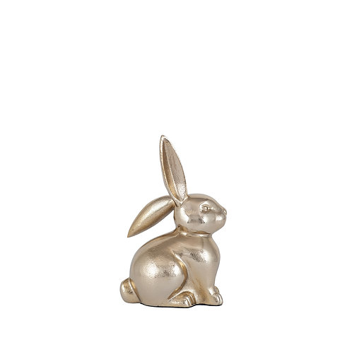 Gold Metal Rabbit