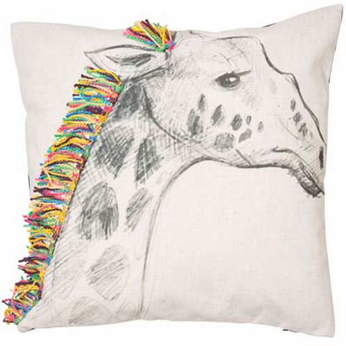 Gerald Giraffe Cushion