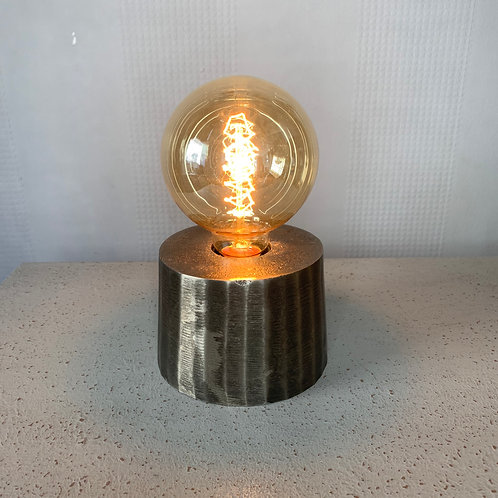 Black Pearl Table Lamp with Bulb