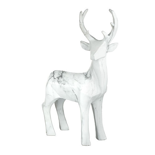 Large Marble Stag