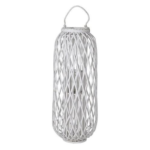 Small White Willow Lantern
