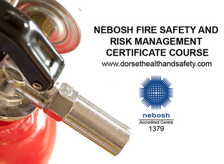 NEBOSH FIRE SAFETY AND RISK MANAGEMENT CERTIFICATE COURSE