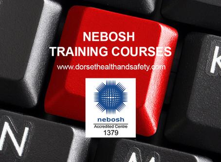 NEBOSH TRAINING COURSE Salisbury 3rd September 2018