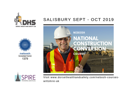 NEBOSH NATIONAL CONSTRUCTION CONVERSION/BOLT-ON COURSE