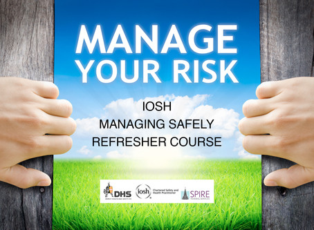 IOSH Managing Safely Refresher Salisbury March 2019