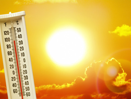 Heatwave: Advice on high temperatures in the workplace