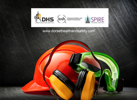 IOSH MANAGING SAFELY COURSE 20th-22nd August 2018