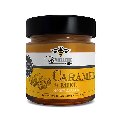 Caramel de miel