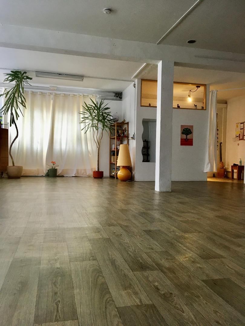 Salle de Yoga principale