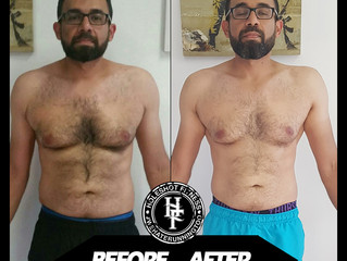 Client Case Study: Haider Syed