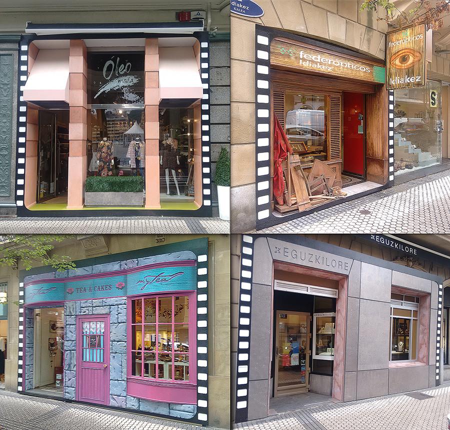 Tiendas de Cine