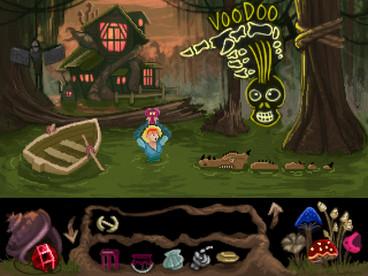 Cabaña Voodoo