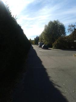 1 km suora - a straight