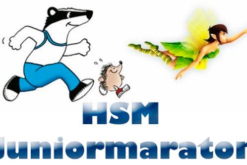 HSM juniormaraton: 12.10 - 03.11.2017