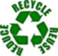Recycle, reduce, re-use