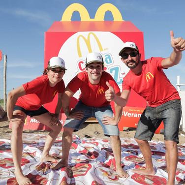 Verano McDonald's.