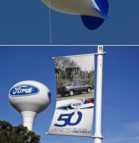 50 años de Ford.